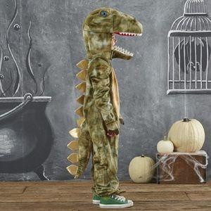 Pottery Barn Kids T-Rex Dinosaur Costume 4-6